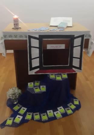 """U Katoličkom domu za studentice """"Valponasca"""" u Rijeci održan je tzv. Dan zahvalnosti."""