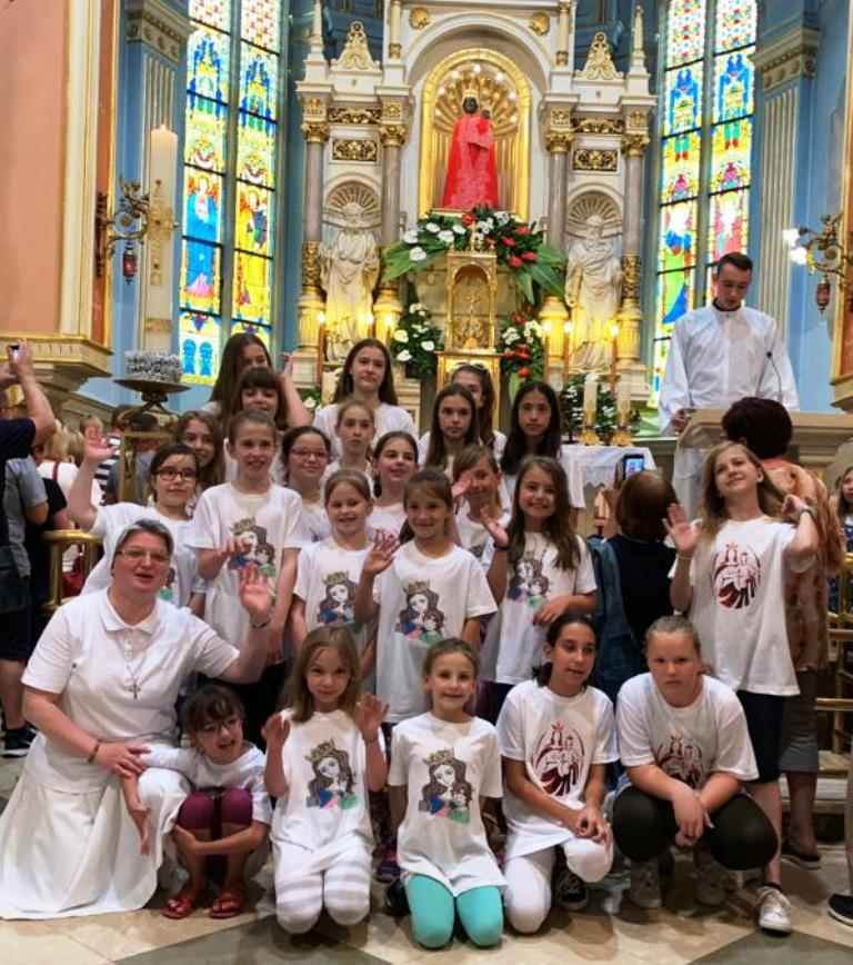 Marijanske grupe Fiat i Letizia svečano završile pastoralnu godinu