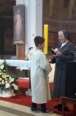 Pastoralna godina u župi Marije Pomoćnice u Rijeci posebno je bila dinamična zahvaljujući skupini ovogodišnjih prvopričesnika.
